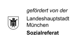 gefördert von der Landeshauptstadt München Sozialreferat